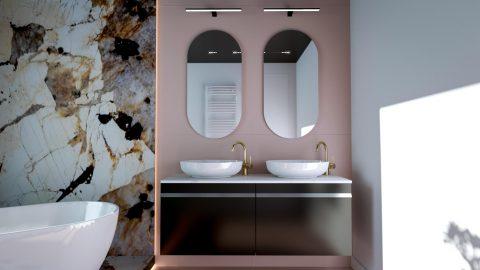 Moody to kolekcja mebli łazienkowych, zaprojektowana po to, aby codzienność była przyjemniejsza