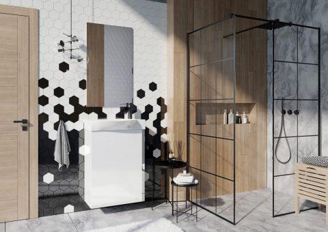 Gładki design oraz szczególnie wysokim komfort użytkowania.